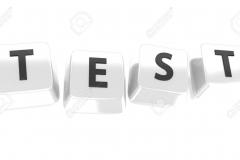 16464545-test-written-in-black-on-white-computer-keys-3d-illustration-isolated-background